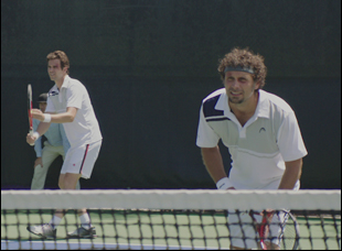 "Jeremy Sisto and David Walton in ""Break Point"""