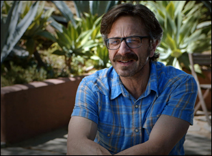 """Marc Maron in """"Call Me Lucky"""""""