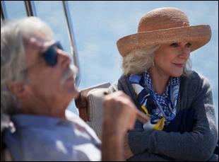 """Sam Elliott and Blythe Danner in """"I'll See You in My Dreams"""""""