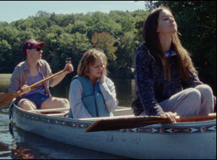 "Katherine Waterston and Elizabeth Moss in ""Queen of Earth"""