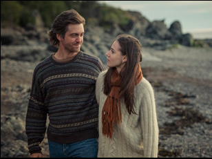 "Maxim Gaudette and Karelle Tremblay in ""Our Loved Ones"""