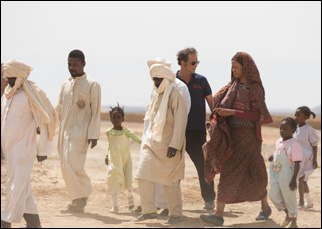 """Vincent Lindon in """"The White Knights"""""""