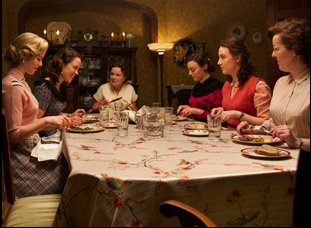 "A scene from John Crowley's ""Brooklyn"""