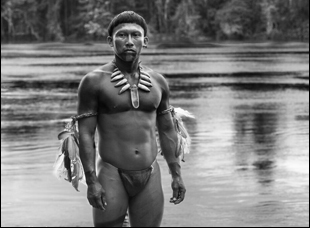 """Nilbio Torres in """"Embrace of the Serpent"""""""