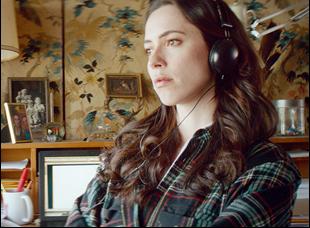 """Rebecca Hall in """"Tumbledown"""""""