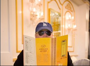 """Jonathan Gold in """"City of Gold"""""""