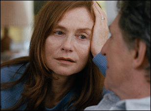 """Isabelle Huppert in """"Louder Than Bombs"""""""