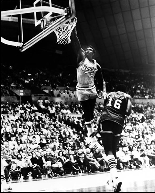 "Spencer Haywood in ""Full Court: The Spencer Haywood Story"""