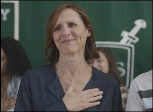 """Molly Shannon in """"Miles"""""""