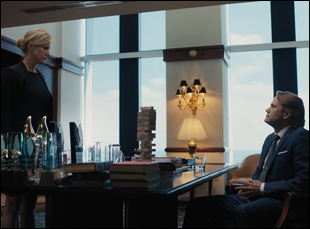 "Anna Gunn and Lee Tergesen in ""Equity"""