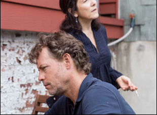 "Greg Kinnear and Paulina Garcia in ""Little Men"""