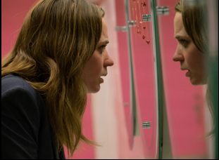 """Emily Blunt in """"Girl on the Train"""""""