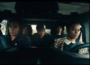 "Sherri Shepherd, Gloria Reuben, Erica Ash, Taylour Paige and Michelle Dean in ""Jean of the Joneses"""