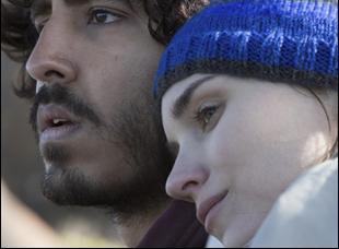 "Dev Patel and Rooney Mara in ""Lion"""