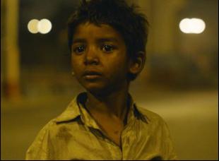 "Sunny Pawar in ""Lion"""