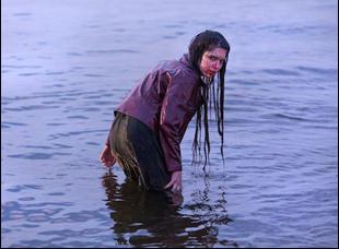 """Marta Mazurek in """"The Lure"""""""