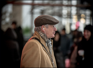 """Richard Gere in """"Norman"""""""