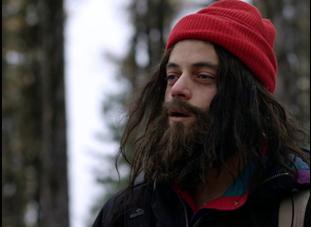 "Rami Malek in ""Buster's Mal Heart"""
