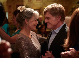 """Jane Fonda and Robert Redford in """"Our Souls at Night"""""""