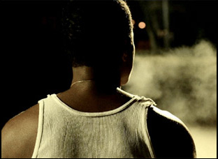 "Cory Hardrict in ""Destined"""