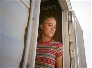 "Maika Monroe in ""Tribes of Palos Verdes"""