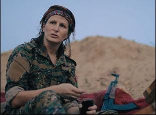 """Hanna Bohman in """"Fear Us Women"""""""