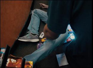 """A scene from Elaine McMillion Sheldon's """"Heroin(e)"""""""