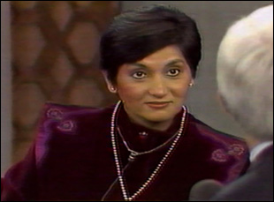 "Ma Anand Sheela in ""Wild Wild Country"""