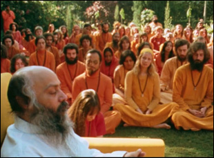 "A scene from ""Wild Wild Country"""