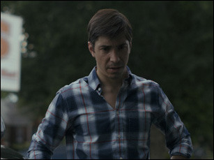"Justin Long in ""And Then I Go"""