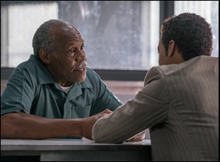 "Danny Glover in ""Come Sunday"""