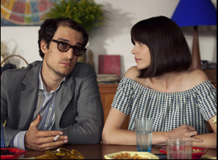 "Stacey Martin and Louis Garrel in ""Godard Mon Amour"""