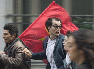 "Louis Garrel in ""Godard Mon Amour"""