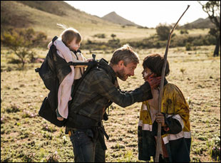 "Martin Freeman and Simone Landers in ""Cargo"""