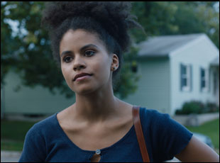 "Zazie Beetz in ""Sollers Point"""