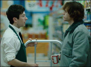 "A scene from Bart Layton's ""American Animals"""