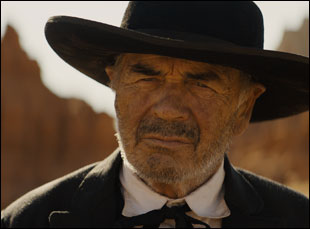 "Robert Forster in ""Damsel"""