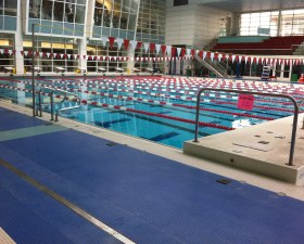 Boston University Pool