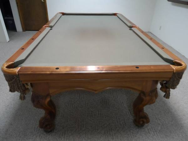 Used Pool Tables For Sale Akron Ohio Akron 8 Ft