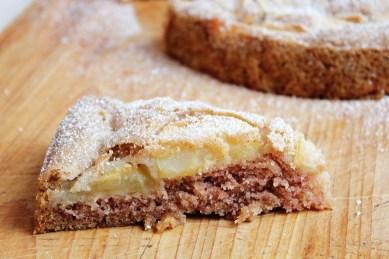 Italian Apple Cake   Italienischer Apfelkuchen