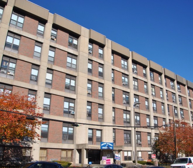 500 new apartments approved in Jamaica Plain for later occupancy.