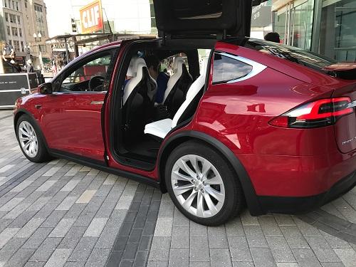 Tesla Electric Suv