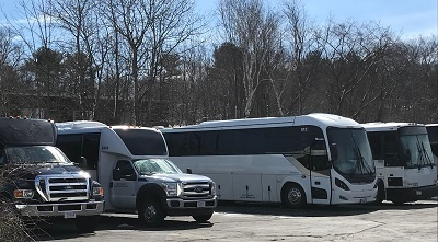 charter bus transportation