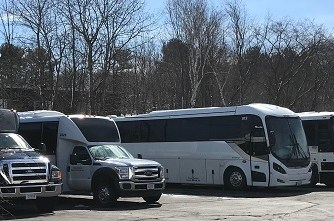 Charter Bus Service Options from Boston