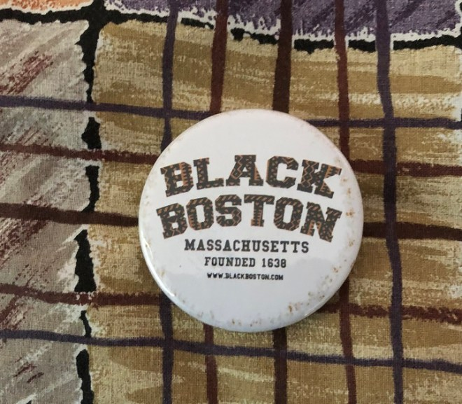 Black Boston souvenirs honor Afro-American infuences.