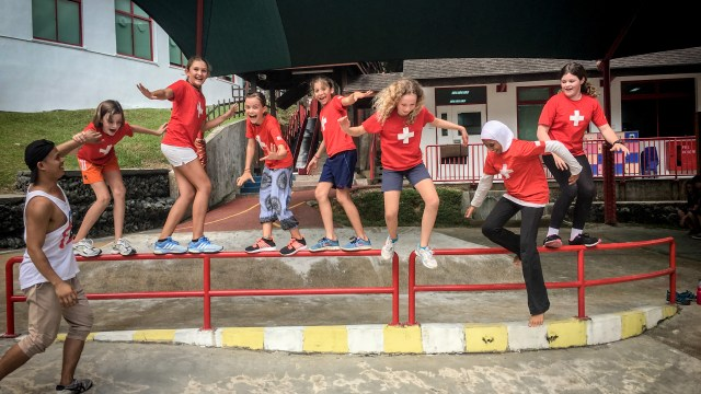 Superfly Parkour Introductory Workshop
