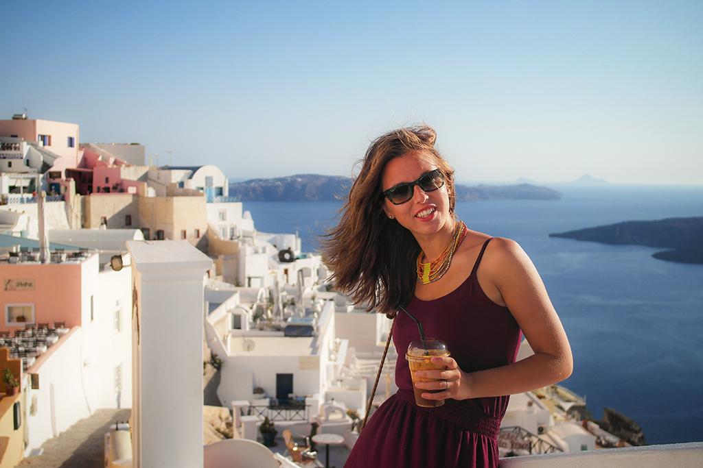 santorini travel blog tramonti fira oia spiaggia viaggi move4ward