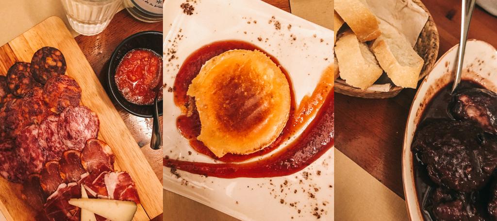 ristorante jamon jamon valencia move4ward travel blog di viaggio spagna mangiare tipico