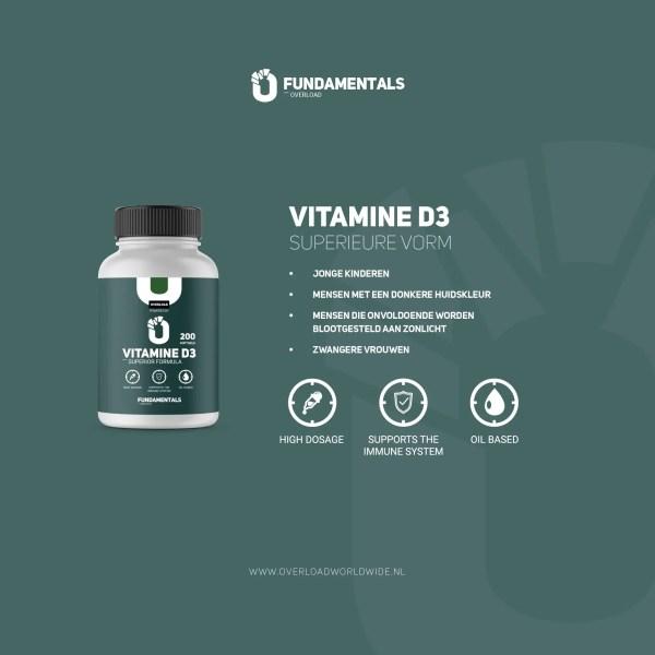 Fundamentals Vitamine-D3