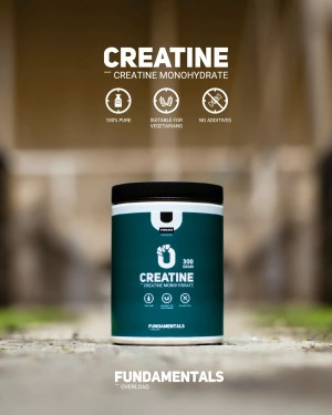 Fundamentals Creatine Micronized 300gram